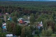 Лучки. Казанской иконы Божией Матери, церковь