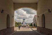 Винновка. Богородичный Казанский мужской монастырь. Церковь Казанской иконы Божией Матери