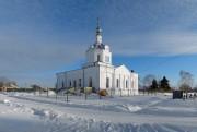 Фёдоровское, посёлок. Троицы Живоначальной, церковь
