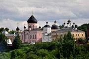 Вознесенская Давидова Пустынь - Новый Быт - Чеховский городской округ - Московская область