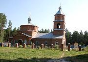 Церковь Покрова Пресвятой Богородицы в Шибенце - Фокино - Фокино, город - Брянская область