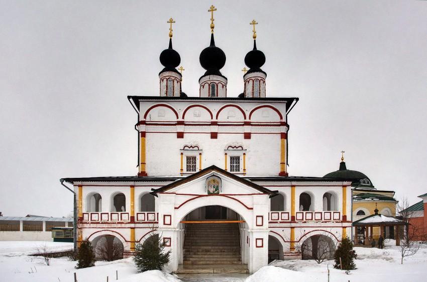 Белопесоцкий монастырь фото ступино