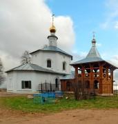 Церковь Илии Пророка - Золоторучье - Угличский район - Ярославская область