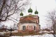 Церковь Ярославских Чудотворцев - Сопелки - Ярославский район - Ярославская область