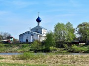 Церковь Рождества Пресвятой Богородицы - Туношна - Ярославский район - Ярославская область