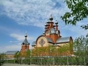 Церковь Димитрия Солунского - Лесной Вьяс - Лунинский район - Пензенская область