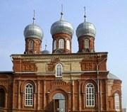 Пензенская область, Лунинский район, Старая Степановка, Церковь Вознесения Господня