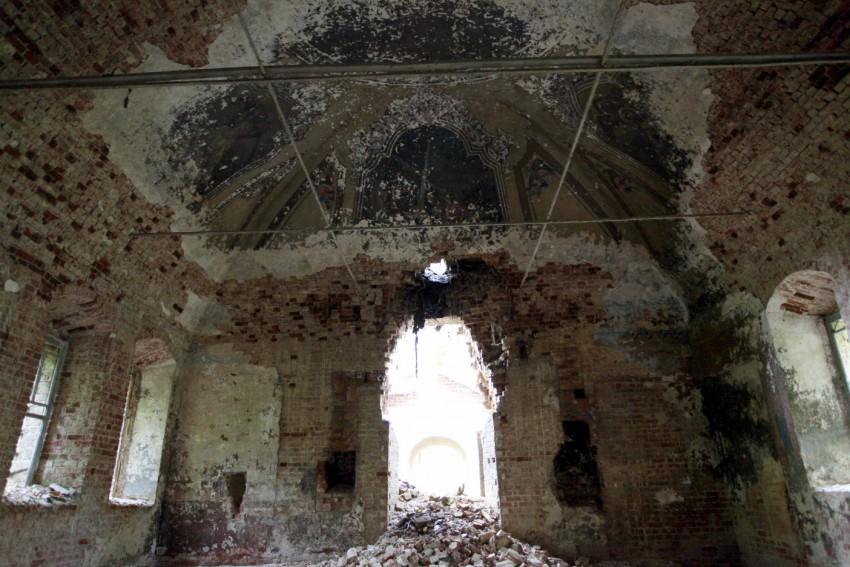 Церковь Спаса Нерукотворного Образа, Мечеходово
