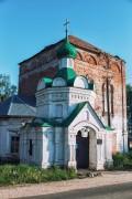 Часовня Михаила Архангела - Толбухино - Ярославский район - Ярославская область