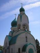Церковь Спаса Преображения (новая) - Пристанное - Саратовский район - Саратовская область