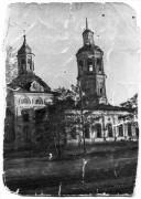 Церковь Вознесения Господня - Гостево, урочище - Котельничский район - Кировская область