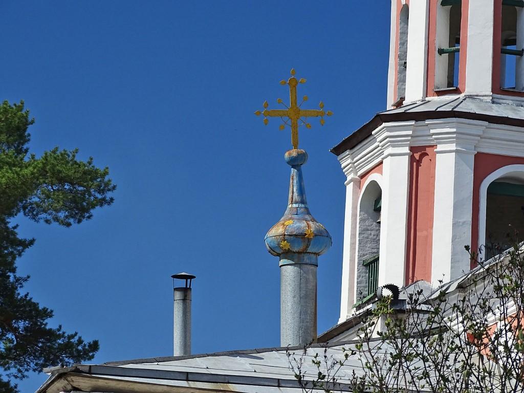 Церковь Казанской иконы Божией Матери, Верхние Котицы