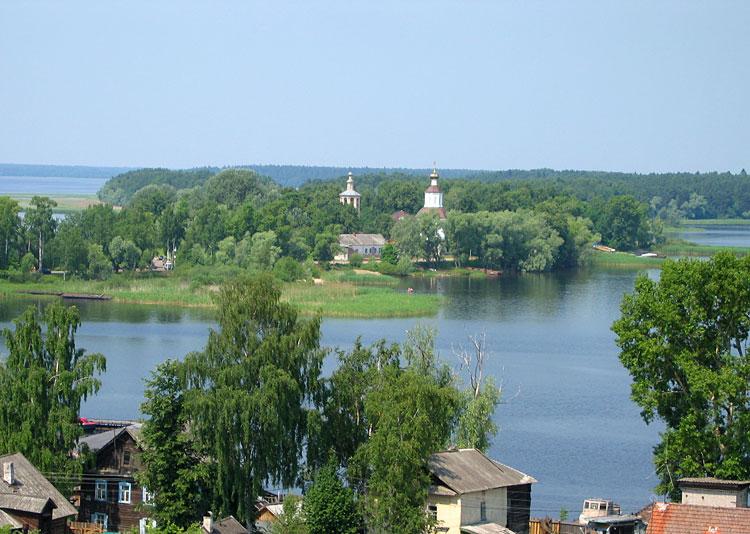 Житенный Смоленский монастырь, Осташков