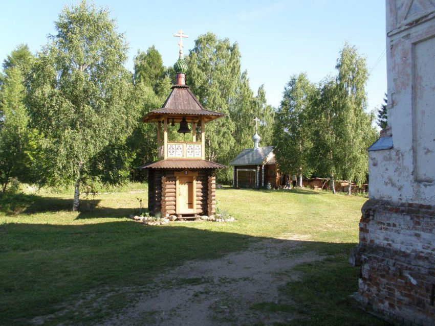 Троицкий Павло-Обнорский мужской монастырь, Юношеское