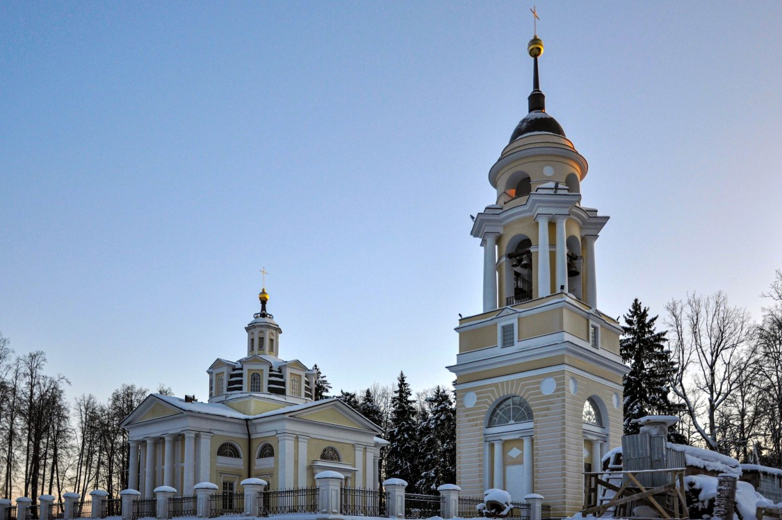 Церковь Николая Чудотворца, Николо-Прозорово