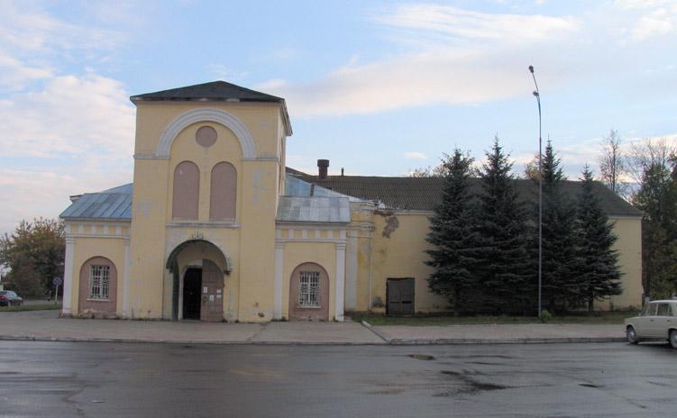 Собор Казанской иконы Божией Матери, Малоярославец
