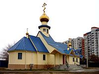 Церковь Богоявления Господня - Волгоград - Волгоград, город - Волгоградская область