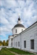 Новое. Никольский женский монастырь. Церковь Николая Чудотворца