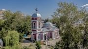 Калуга. Михаила Архангела при бывшей Малютинской богадельне, церковь