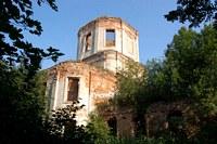 Церковь Богоявления Господня - Войново - Корсаковский район - Орловская область