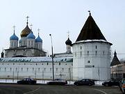 Новоспасский монастырь - Таганский - Центральный административный округ (ЦАО) - г. Москва