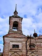 Церковь Василия и Николая Святителей - Болотово - Судиславский район - Костромская область