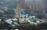Таганский. Новоспасский монастырь