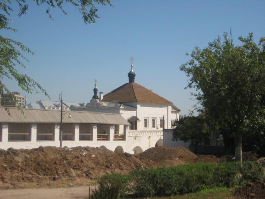 Кремль. Церковь Николая Чудотворца на Вратах, Астрахань