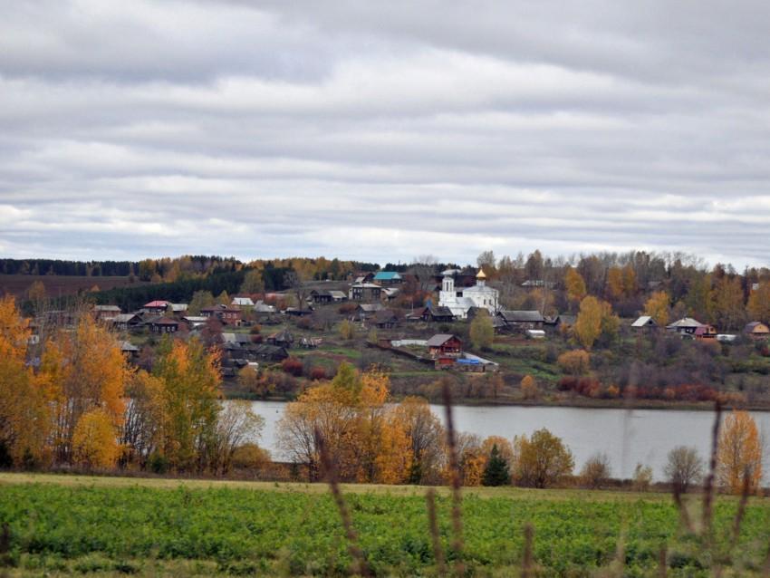Успенский Обвинский монастырь, Обвинск