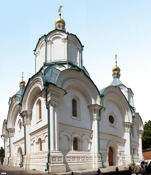 Успенская Святогорская лавра, Святогорск