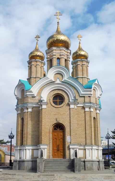 Церковь Иоанна Предтечи, Омск