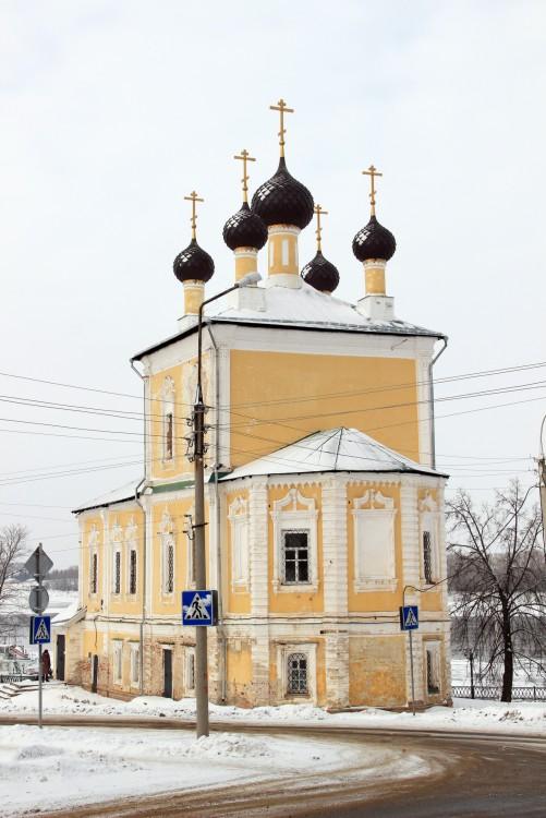 Церковь Воскресения Христова, Углич