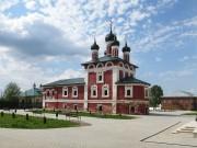Углич. Богоявленский монастырь. Церковь Смоленской иконы Божией Матери