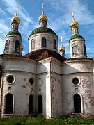 Богоявленский монастырь. Церковь Феодоровской иконы Божией Матери - Углич - Угличский район - Ярославская область