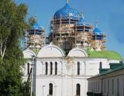 Углич. Богоявленский монастырь. Собор Богоявления Господня