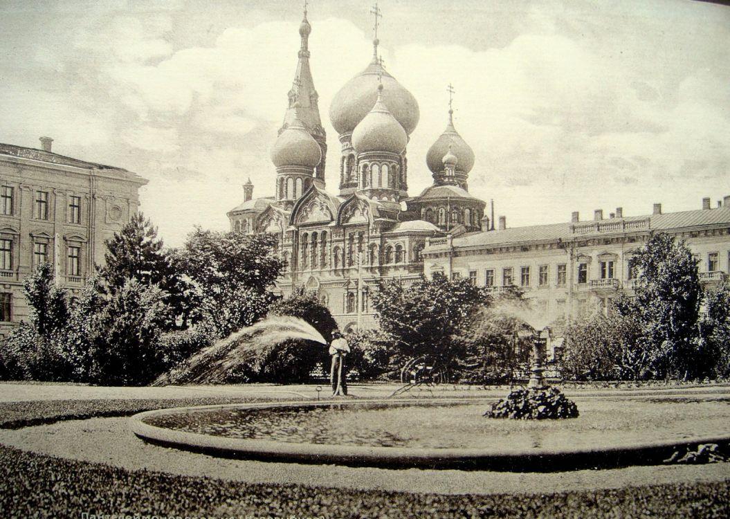 Украина, Одесская область, Одесса, город, Одесса. Пантелеимоновский мужской монастырь, фотография. архивная фотография