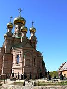 Киев. Покровская Голосеевская пустынь