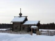 Часовня Николая Чудотворца - Гоморовичи - Подпорожский район - Ленинградская область