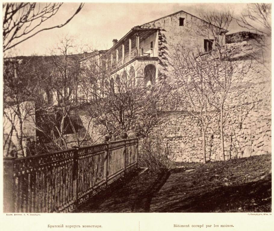 Балаклавский Георгиевский монастырь, Фиолент