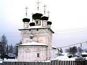 Церковь Николая Чудотворца - Ныроб - Чердынский район - Пермский край