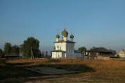 Ныроб. Николая Чудотворца, церковь