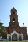 Церковь Троицы Живоначальной - Вильгорт - Чердынский район - Пермский край