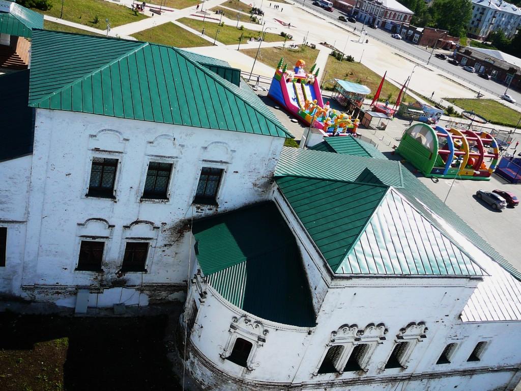Церковь Воскресения Христова, Соликамск