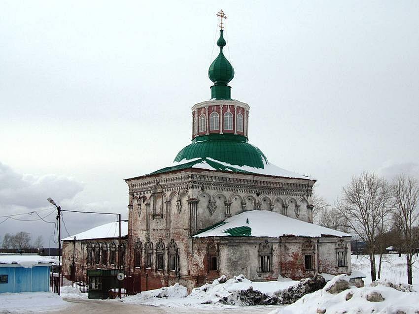 Собор Воздвижения Креста Господня, Соликамск