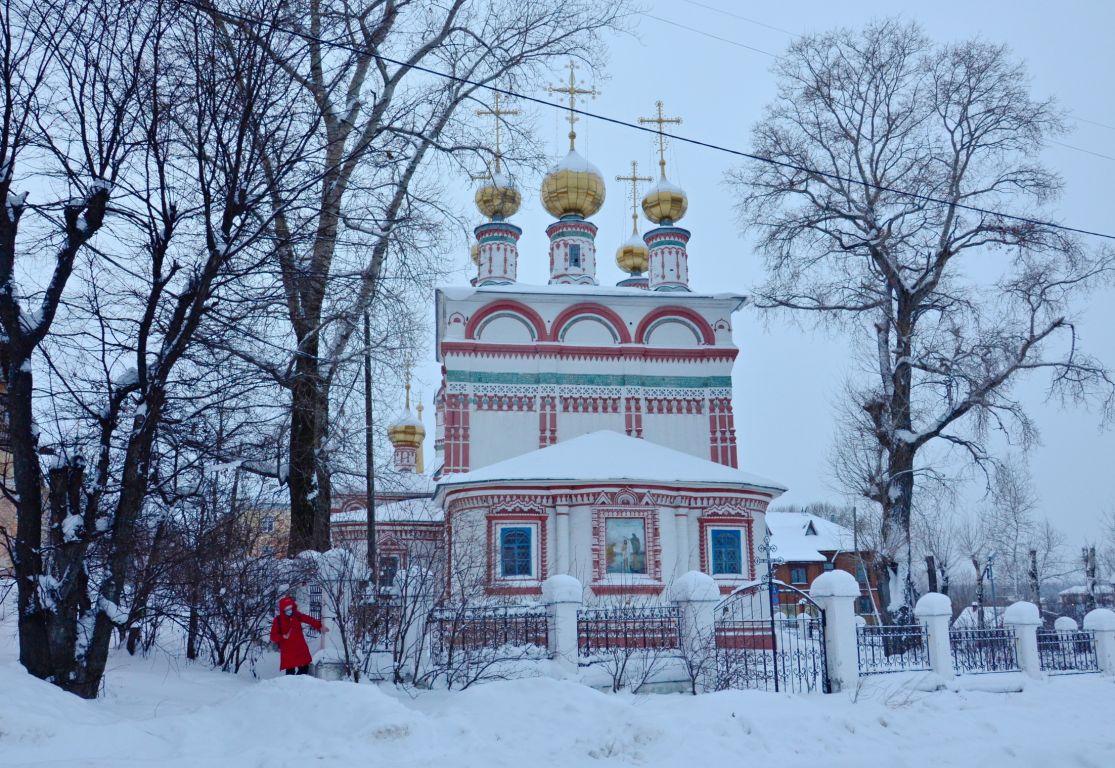 Церковь Богоявления Господня, Соликамск