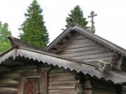 Часовня Сошествия Святого Духа - Ахпойла - Пряжинский район - Республика Карелия