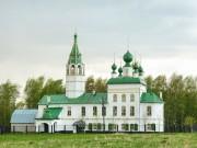 Церковь Вознесения Господня - Тутаев - Тутаевский район - Ярославская область