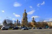 Церковь Сорока мучеников Севастийских в Спасской слободе - Таганский - Центральный административный округ (ЦАО) - г. Москва