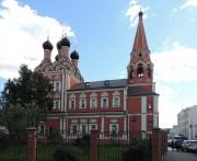 Церковь Николая Чудотворца на Болвановке - Москва - Центральный административный округ (ЦАО) - г. Москва