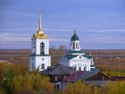 Туринск. Спаса Всемилостивого, церковь